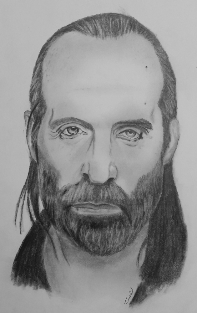Peter Stormare by tmac1965